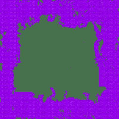 purple stars dust frame