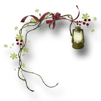 Deco, Border, Borders, Light, Lights, Lantern, Lanterns, Fairy, Fairies, Deco, Green, Yellow, Red - Jitter.Bug.Girl