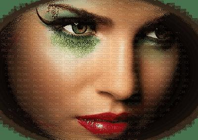 Kaz_Creations Woman-Femme Face Eyes