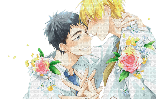✶ Anime Couple {by Merishy} ✶