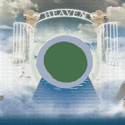 heaven frame cadre ciel
