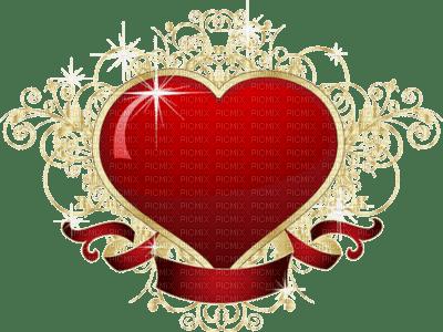Coeur Amour Or Coeur Heart Corazon Love Amor