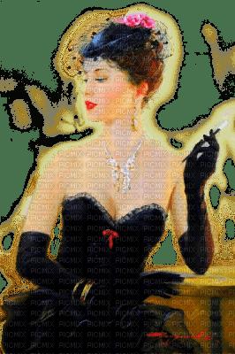 Y.A.M._Vintage lady