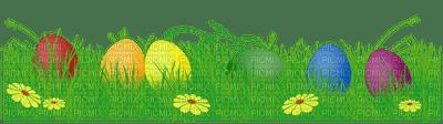 Kaz_Creations Deco Flowers Grass Garden Easter Eggs