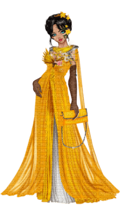 fafa jaune