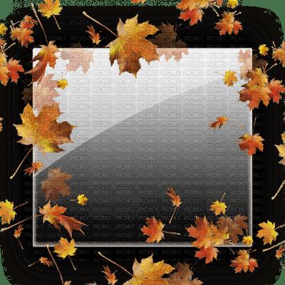 autumn frame deco automne cadre