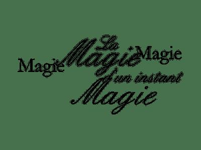La magie d'un instant !