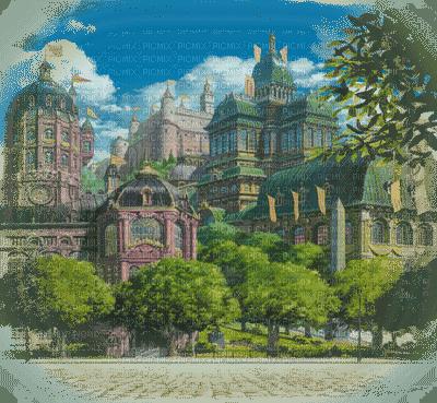 paysage,  ville, nature, château,summer,deko,tube,forestPelageya