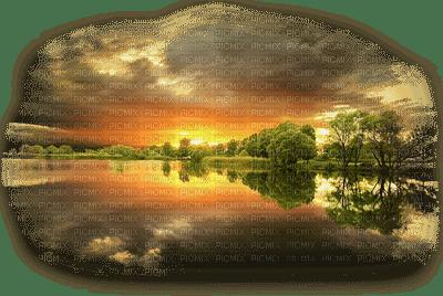 paysage-landscape-scenery-sunset-coucher du soleil-Blue DREAM 70