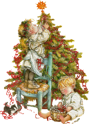 childs christmas tree enfant sapin noel