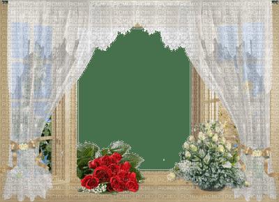 MMarcia cadre frame janela fundo