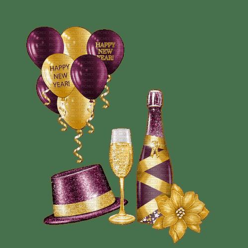 Happy new year Deco Bonne annee