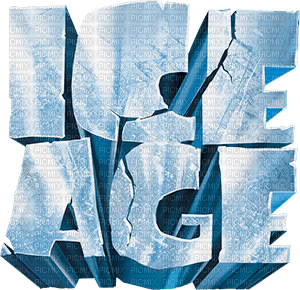 ice age movielogo