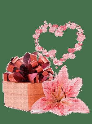 Gift.Cadeau.Deco.Fleur.flower.Regalo.Love.Pink.Victoriabea