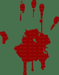 blood hand-- sang main