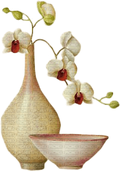 vase avec fleur.Cheyenne63
