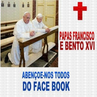 PAPA BENTO XVI E PAPA FRANCISCO
