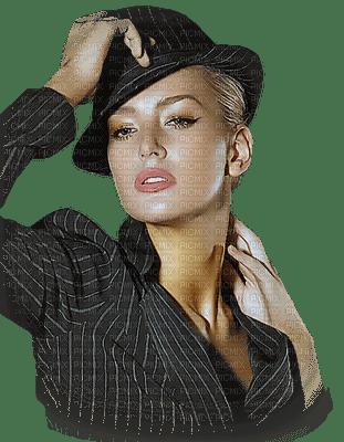 Kaz_Creations Woman Femme Hat Black