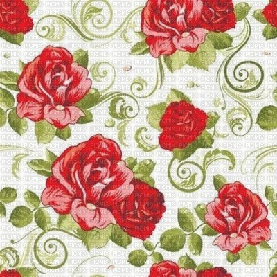 background fond roses