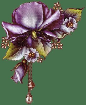 Flowers purple bp