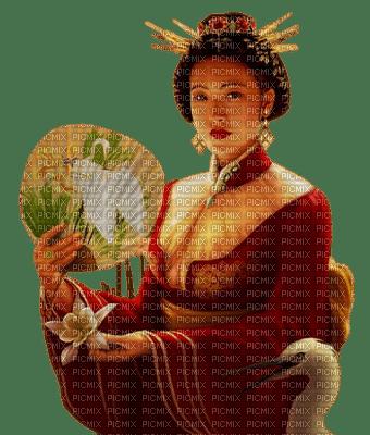 image encre femme geisha charme fashion edited by me