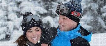 Kate Wiliam a la neige