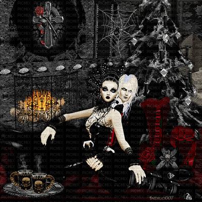 gothic Christmas bp