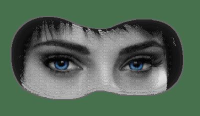 cecily-regard yeux bleus