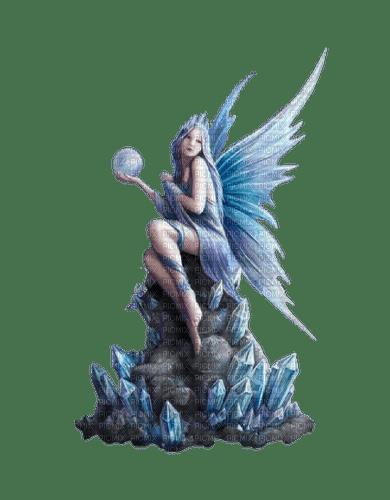 Fairy Pixie Fantasy Blue JitterBugGirl