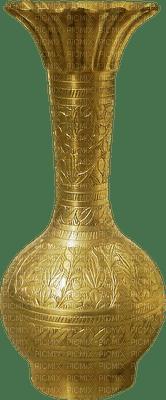 Kaz_Creations Deco Vase Brass Gold