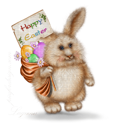 påsk-kanin-text-happy-easter
