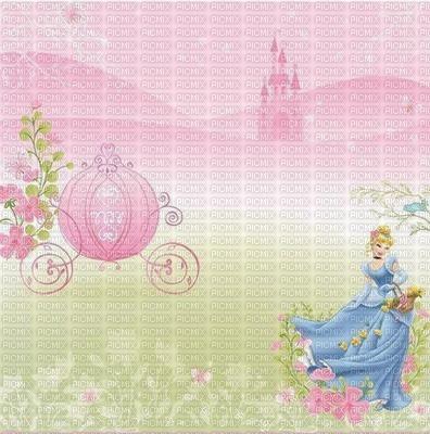 Image Encre Bon Anniversaire Color Effet Cendrillon Disney Edited By