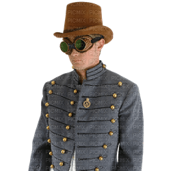 Kaz_Creations Man Homme Steampunk   Costume