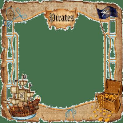 pirate frame cadre