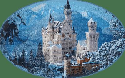 paysage conte de fées Pelageya