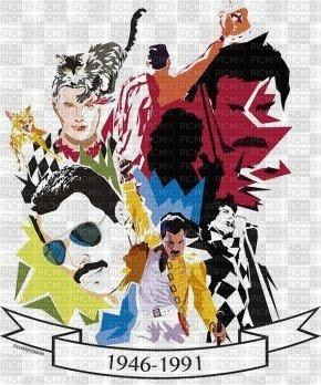 Freddie Mercury - Laurachan