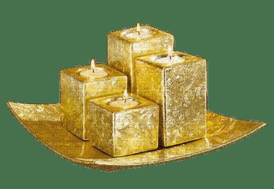 Velas douradas