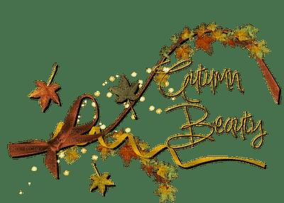 Autumn Beauty.Text.Victoriabea
