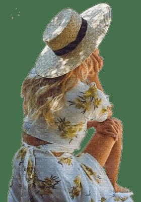 summer woman femme êtê