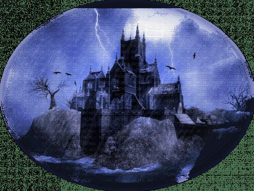 paysage, nature, château gothique,Pelageya