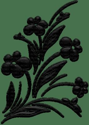 flower shilouette