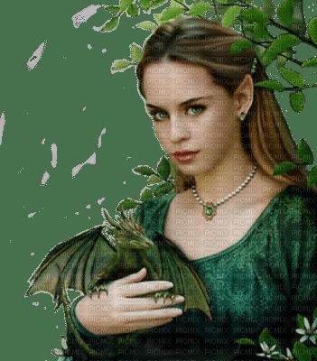cecily-fee et dragon