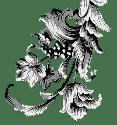 fleur noir.Cheyenne63