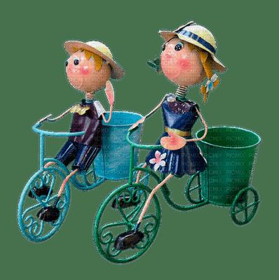 Kaz_Creations Deco Garden Planters Bike
