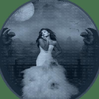 woman goth fantasy femme gothique fantaisie