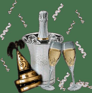 tube champagne et fêtes