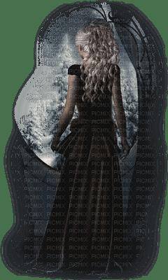 woman gothic fantasy femme fantaisie