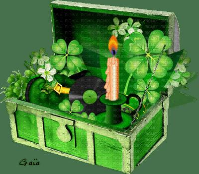 ,deko,tube, GIF, animation, scrapbooking, jour de St Patrick,adam64
