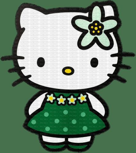 Hello Kitty vert