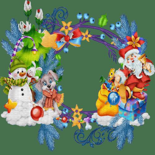 christmas frame cadre noel